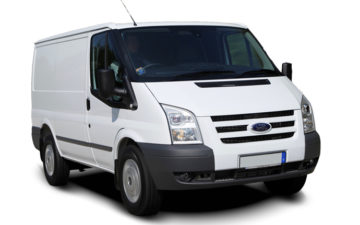 Book now Ford Transit SWB