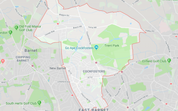 EN4 - Hadley Wood, Cockfosters, East Barnet, New Barnet