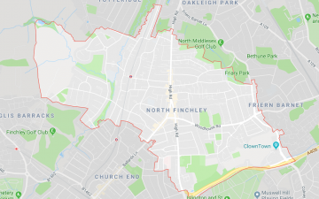 N12 - North Finchley, Woodside Park