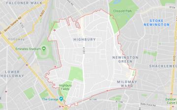 N5 - Highbury